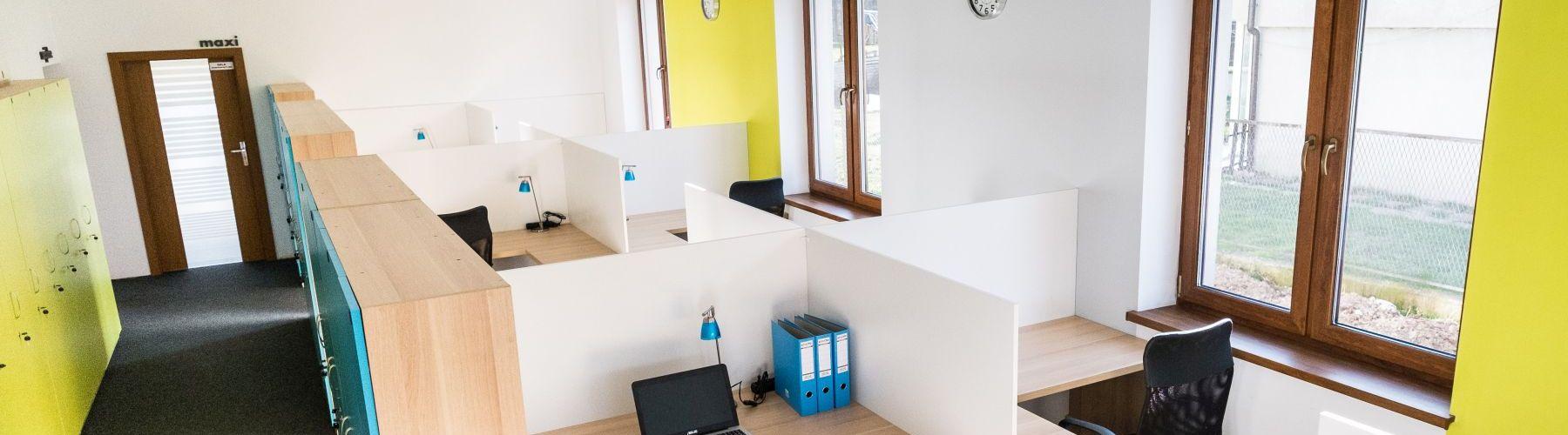 nowoczesne i komfortowe biura